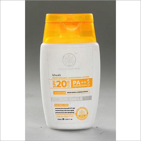 Sunscreen Moisturising Lotion 120ml - Spf 15