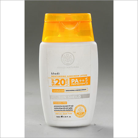 Sunscreen Moisturising Lotion 120ml - SPF 15
