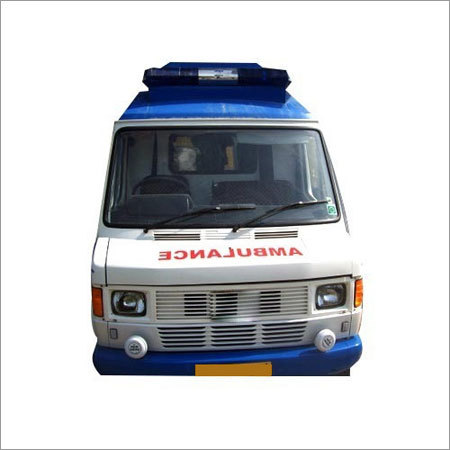 Advance Life Support Ambulance Vehicle