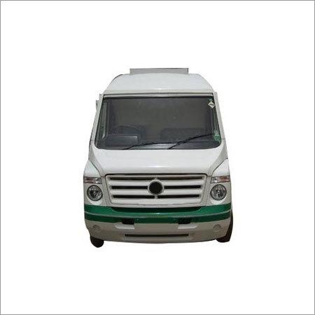 Tempo Traveler and Van