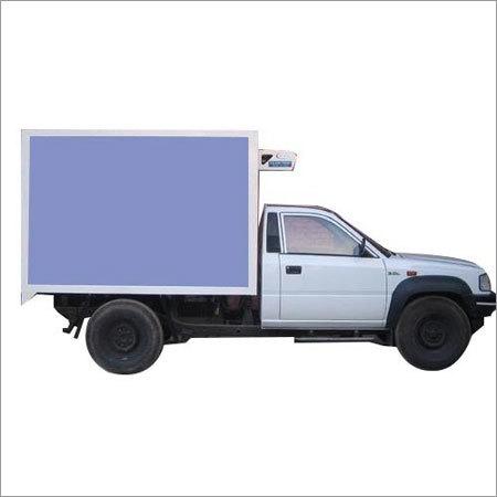 Cold Storage Van