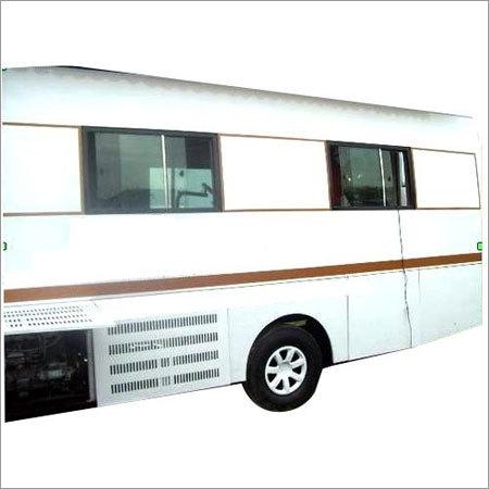 Mobile Dental Treatment Van