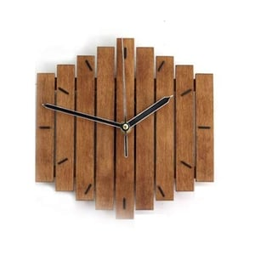 Beautiful Wooden Wall Clock