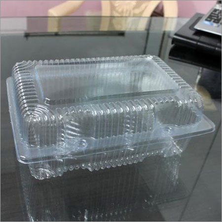 Plastic Confectionery Packaging Tray