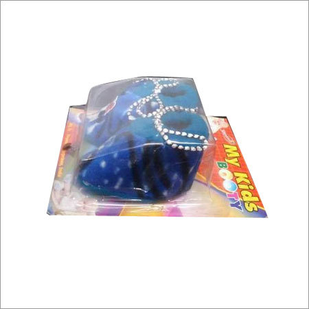 Plastic Kids Shoes Packaging Box