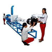 AIR FILTER TEST RIG ISO 5011, EN 779