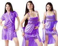 Hot N Sweet 2909 B Two Piece Nighty.