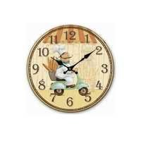 Beautiful Wooden Wall Clock