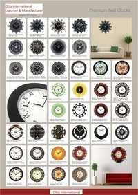 Beautiful Wall Clock Collection