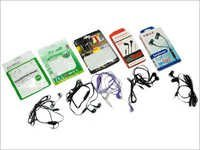 All Types Of Hand Free Earphone
