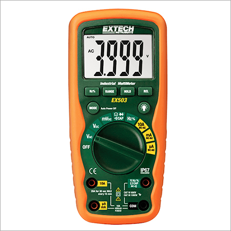 11 Function True RMS Industrial Multimeter