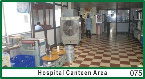 Evaporative Cooler For Hospital