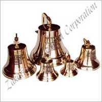 Brass Nautical Ship Bell