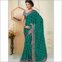 Fancy Polyester Sarees