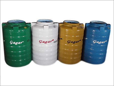 Vertical Plastic Water Storage Tank