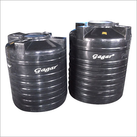 Black Water Tanks
