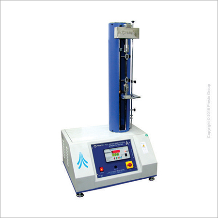 Seel Bond Strength Tester