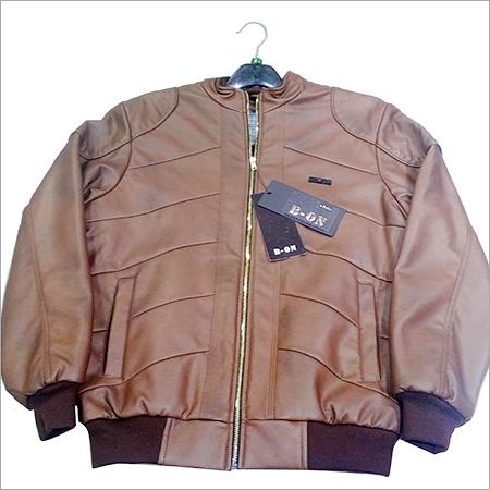 Men's Leather Biker Jackets