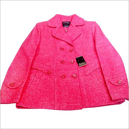 Ladies Long Woolen Coats