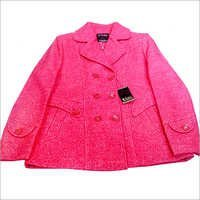 Ladies Long Woolen Coats