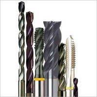 Solid Carbide Drill Bits