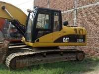 Caterpillar CAT-320C / CAT-320D Excavator Spare Parts