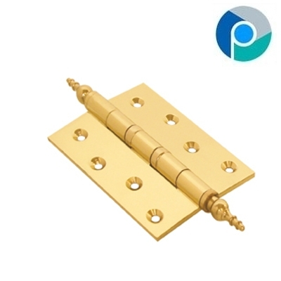 Brass Double Bearing Hinges