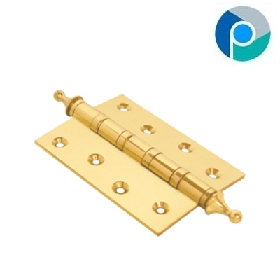 Brass Four Bearing Hinges
