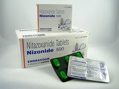 Nitazoxamide