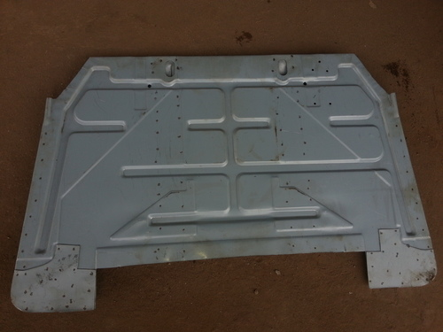 Bajaj Rear Flooring