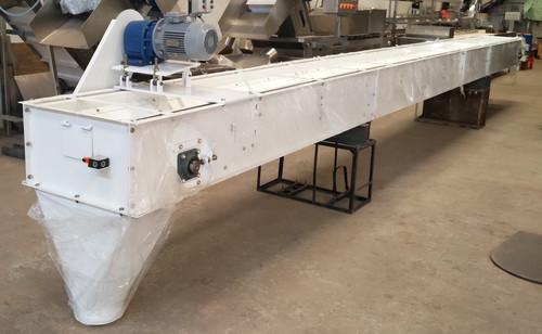 Rice Floor Mill Belt Conveyor