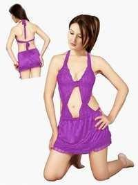 Hot N Sweet 31 D Purple Nightwear