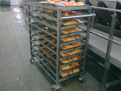 Freezer Trolley