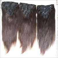 Raw Indian Clip In Human Hair