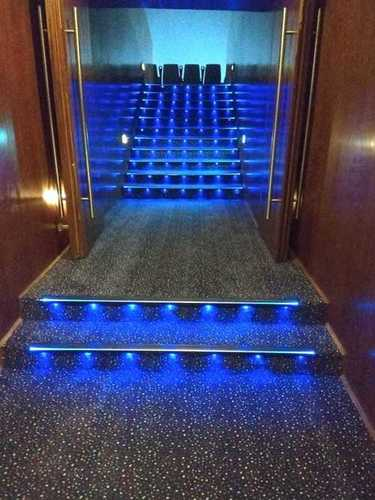 Cinema Hall Step light