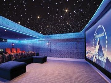 Auditorium Star Ceiling Light