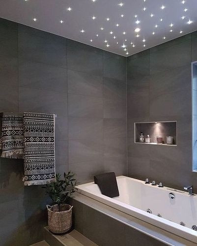 Bath Shower Star Ceiling Lights