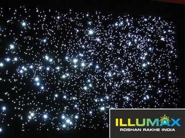 Star ceiling light manufacturerstar ceiling light supplier gallaxy effect fiber optic lights mozeypictures Choice Image