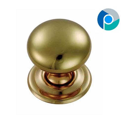 Brass Centre Door Knobs