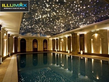 Swimming Pool LED & Fiber Optic Lights