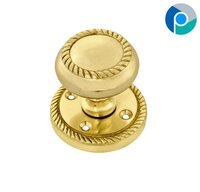 Brass Mortice Knob Ball