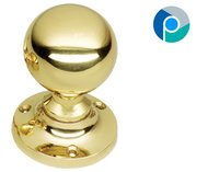 Brass Hardware Knob