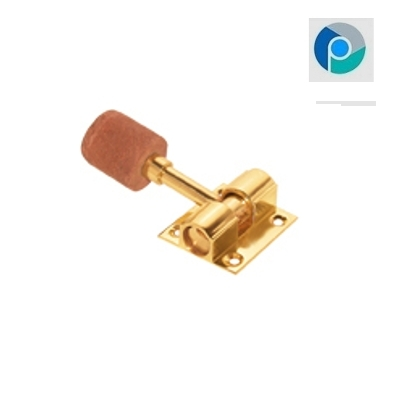 Brass Single Type Door Stopper