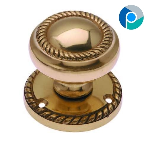 Brass Solid Knob