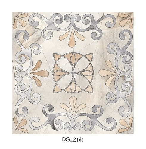 Satin Finish Digital Floor Tiles