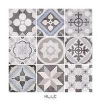 300X300 Satin Finish Floor Tiles