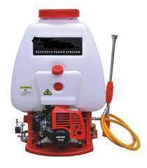 JP high prussure Knapsack Power Sprayers fitted with 4 Stroke Engine. This sprayer can develop Maximum pressure  of 400 to 500 PSI. Working pressure required only 150 to 200 PSI. Can cover larger area with 15 to 20 feet