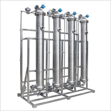 Stainless Steel Resin-exchange Column