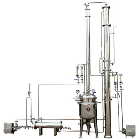 Alcohol Distill Equipment