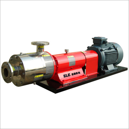 Three Stage Pump